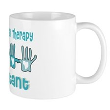 Occupational Therapy Assistant 4 Hands  Mug
