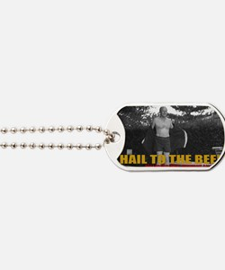Hail to the Beef - 2014 Presidential Swim Dog Tags