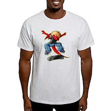 DragonKickflip_Dark T-Shirt