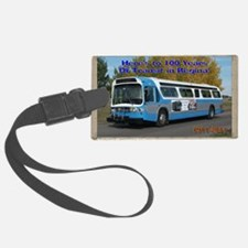 Regina215a_300dpi Luggage Tag
