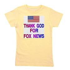 FOX NEWS Girl's Tee