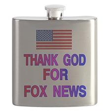 FOX NEWS Flask