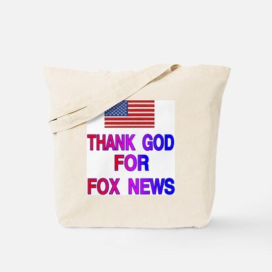 FOX NEWS Tote Bag