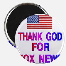 FOX NEWS Magnet