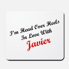 In Love with Javier Mousepad