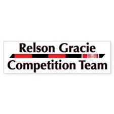 relson comp team Bumper Sticker