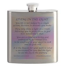 45_45LivingInLightSquare Flask