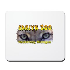 Animal Eyes Mousepad