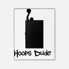 Hoops Dude Black Picture Frame