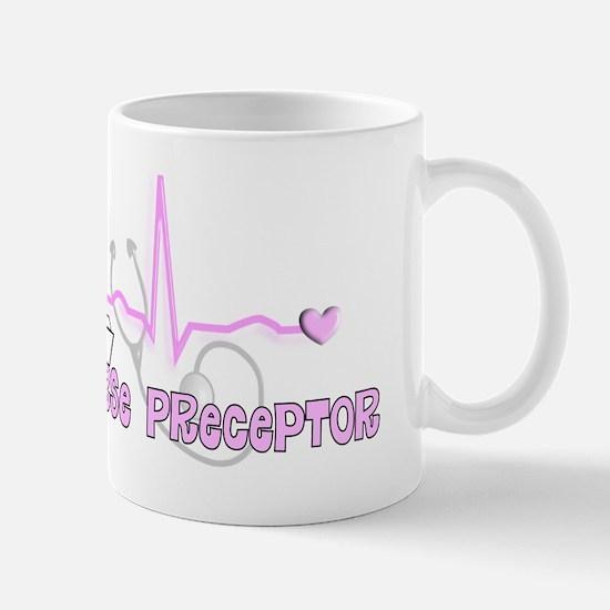 Nurse Precetor 3 PINK 2011 Mug