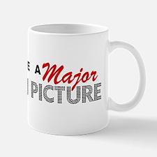 Major Motion Picture Mug