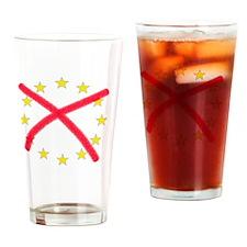 No EU Dark Drinking Glass