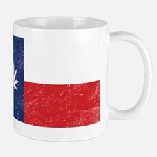 TX_leaf_shirt Mug