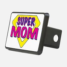 super MOM-outline Hitch Cover