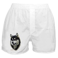 Alaskan Malamute Boxer Shorts