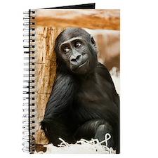 Cute Baby Gorilla Journal