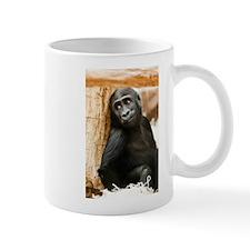 Cute Baby Gorilla Mugs