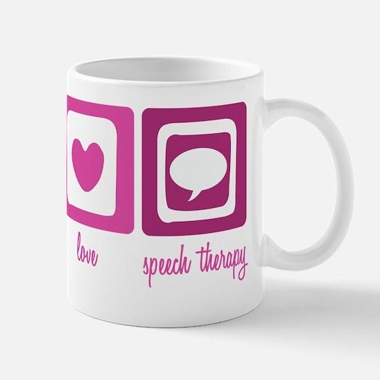 SLP love Mug