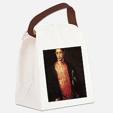 Portrait of Ranuccio Farnese Canvas Lunch Bag