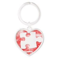 missing_puzzle_piece_from_heart Heart Keychain