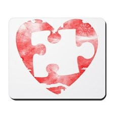 missing_puzzle_piece_from_heart Mousepad