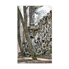 wall of stone_iphone Decal
