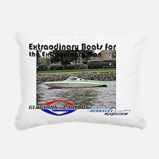 T-shirt - scotty007 Rectangular Canvas Pillow