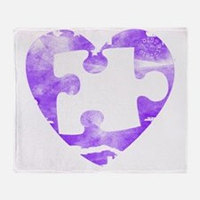 missing_puzzle_piece_from_heart_2 Throw Blanket