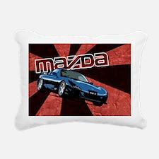 MazdaRX7 Rectangular Rectangular Canvas Pillow