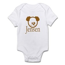 Jensen Puppy Infant Bodysuit