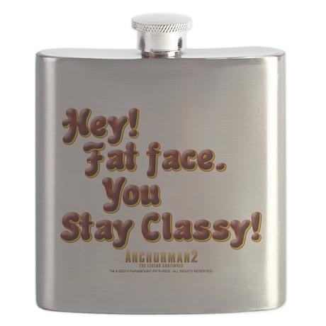 Stay Classy Flask