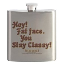 Stay Classy Flask
