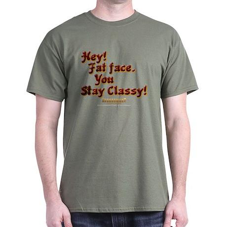 Stay Classy Dark T-Shirt