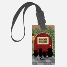 welcomerodents12 Luggage Tag