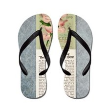 Burpees Farm Annual 1909 Flip Flops