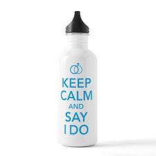 Bridal Water Bottle