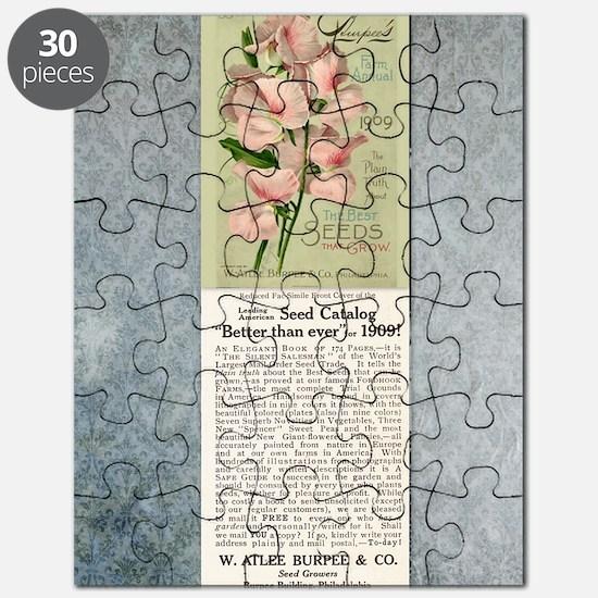 Burpees Farm Annual 1909 Puzzle