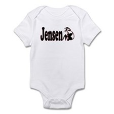 Jensen Panda 1 Infant Bodysuit