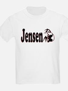 Jensen Panda 1 Kids T-Shirt