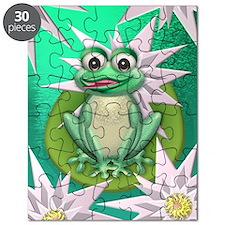 Princess frog Puzzle