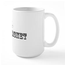 Posse Magnet - White Mug