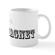 Posse Magnet - White Small Mug