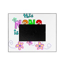 this nana is much loved multi Picture Frame
