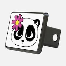 pretty_panda_reverse Hitch Cover