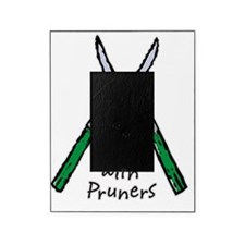 runsWithPruners Picture Frame