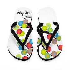 Great Grandma Flip Flops
