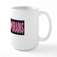 brain heart Mug