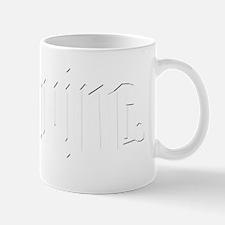 Winning Ambigram White Mug