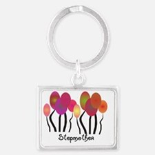 Stepmother Landscape Keychain