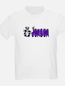 Jensen Panda 2 Kids T-Shirt